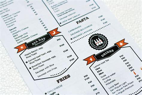 design inspiration menu 40 creative and beautiful restaurant menu designs pixel