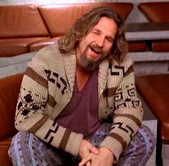 The Dude S Rug by You Can Own The Dude S Cardigan For 4 000 Or More