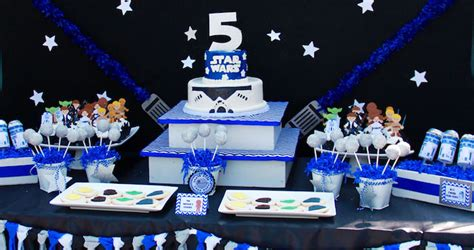 karas party ideas star wars  birthday party karas party ideas