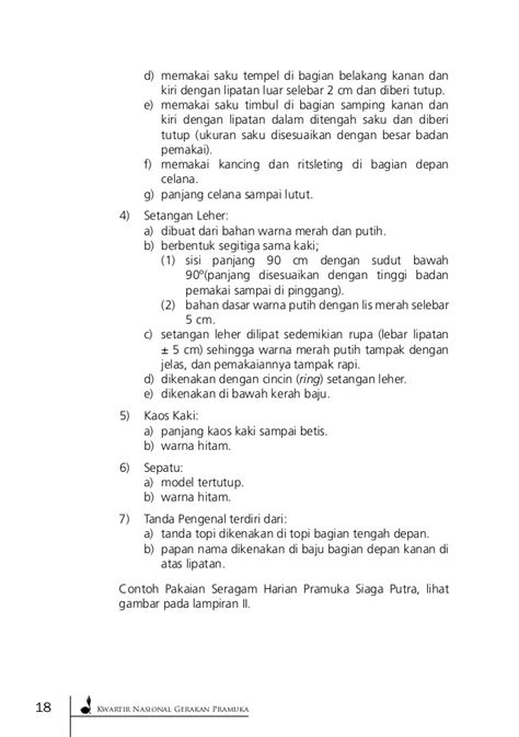 Seragam Pramuka 2012 174 Jukran Pakaian Seragam Pramuka