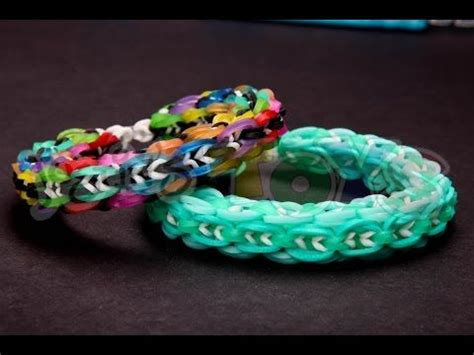 how to make a mini fish scale bracelet design
