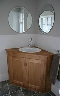 corner bathroom sink ideas corner sinks with mirror smart alternative for space