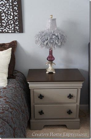 Staining Bedroom Furniture Best 25 Refinished End Tables Ideas On Redo End Tables Refurbished End Tables And