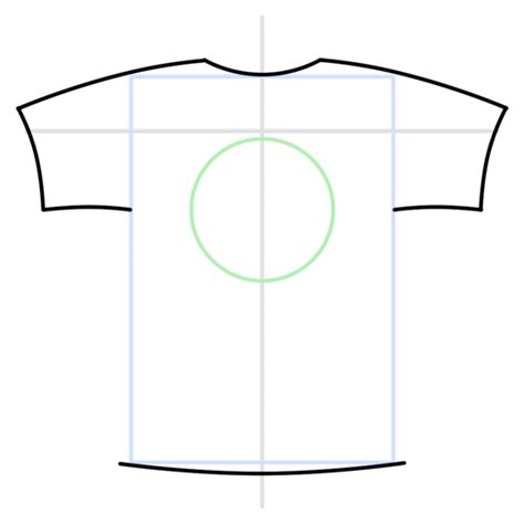 Drawing T Shirt by T Shirts Step By Step Drawing Lesson