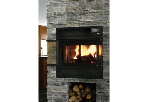 Valcourt Fireplaces by Sbi Valcourt Westmount Wood Burning Fireplace
