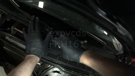 leaking boat fenders vw a3 water leak inside car due to plugged front fender