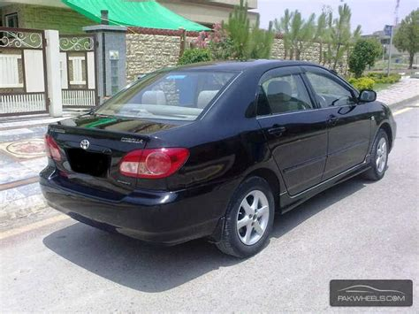 Toyota Corolla 2005 For Sale Used Toyota Corolla Se Saloon Automatic 2005 Car For Sale