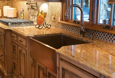 kitchens with copper sinks textbook guest post maintaining copper kitchen sinks