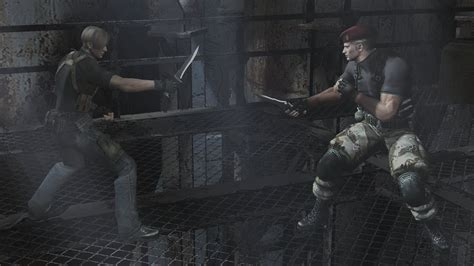 resident evil 4 hd review securing the ballistics in