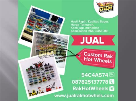 Jual Rak Display Diecast jual rak wheels jual display wheels