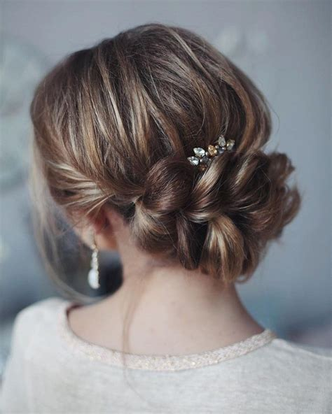 Wedding Hairstyles For Hair Braids by Bridesmaid Hairstyles With Braids Updo Www Pixshark