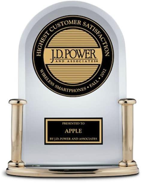 j d power kundenzufriedenheit iphone zum neunten mal in folge auf platz 1 macerkopf