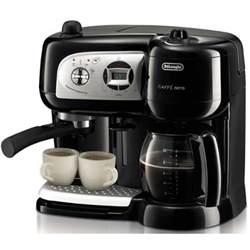 delonghi espresso machine and coffee maker three in one