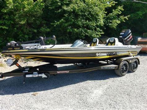 phoenix bass boats used bass phoenix boats for sale boats