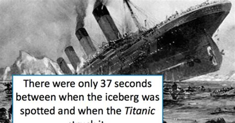 Facts On The Titanic Sinking fascinating facts about the disastrous sinking of the