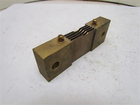 empro shunt resistor 28 images empro electrical shunt dc 300 50 mv empro a 600 50 shunt 600