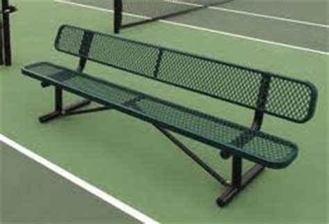 tennis court benches 44 best images about benched on pinterest outdoor