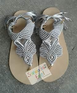 Macrame Craft - sandalias macrame craft sandalias macrame