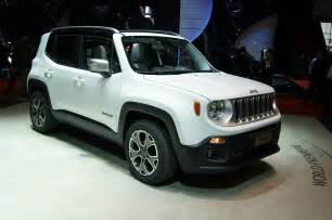 2015 Jeep Limited 2015 Jeep Renegade Limited Show Floor On Stand Photo 4