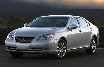 lexus sedans 2008 2008 lexus es 350 sedan lexus colors