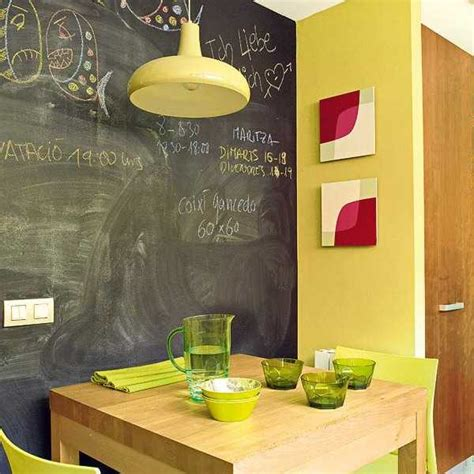 Creative Ideas To Decorate Home by 22 Creative Ideas For Home Decorating With Chalkboard Paint