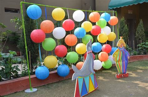 themes for sports carnival kara s party ideas first birthday carnival party planning