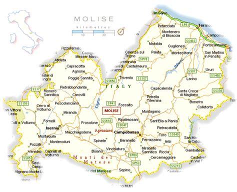 province molisane di qua e di la molise