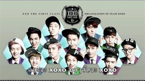 download exo xoxo chinese ver mp3 exo xoxo cover female thai ver youtube