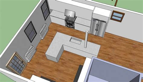 google sketchup kitchen design sketchup kitchen design onyoustore com