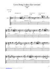 Tesla Song Tab Song Guitar Pro Tab By Tesla Musicnoteslib
