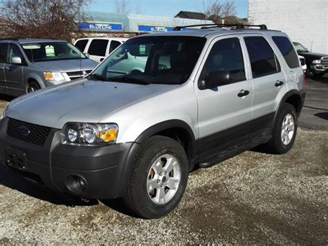 small engine maintenance and repair 2006 ford escape interior lighting used 2006 ford escape 3 00 xlt 4wd oshawa wheels ca