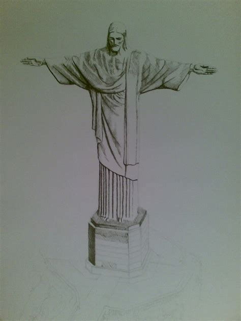 christ the redeemer tattoo ideas pinterest