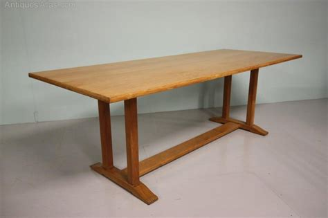 Heals Dining Tables Antiques Atlas 1940 S Heal S Oak Refectory Dining Table