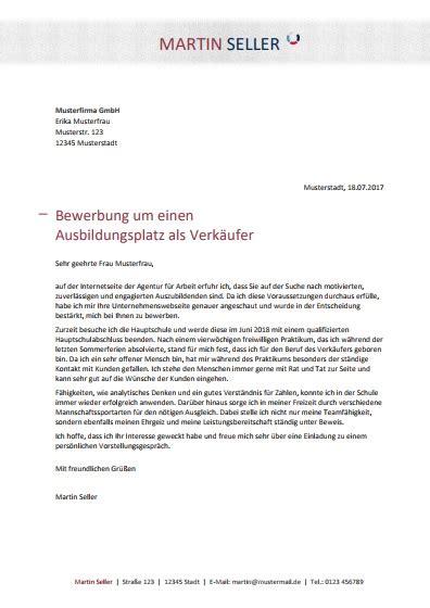 Anschreiben Verk Uferin Kleidung kostenlose bewerbungsvorlage verk 228 ufer verk 228 uferin