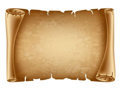 Paper Scroll Blank Scroll Paper Template For Powerpoint Template Backgrounds For Powerpoint Blank Powerpoint Templates
