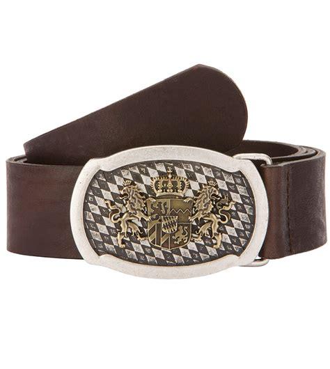 traditional leather belt go15901 brown bestellen