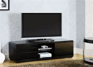 contemporary tv stands cerro black contemporary tv stand la furniture center