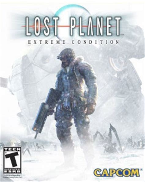 lost planet extreme condition wikipedia