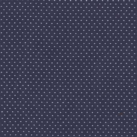 dot pattern material pin dot navy blue discount designer fabric fabric com