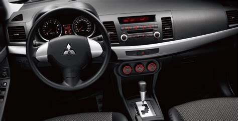 Mitsubishi Lancer 2013 Interior by Mitsubishi Lancer Ex 2013 Interior Autos Weblog