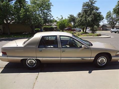buy used 1996 buick roadmaster collector s edition sedan 4 door 5 7l in lemoore california