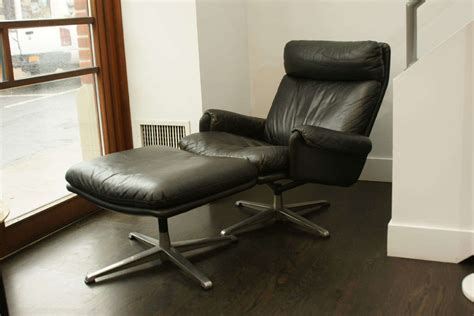 scandinavian chair and ottoman scandinavian swivel lounge chair and ottoman for sale at