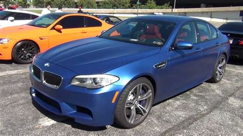 matte bmw bmw m5 matte blue imgkid com the image kid has it