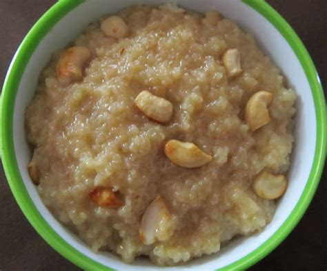 sivani s kitchen cracked wheat sweet pongal godhuma