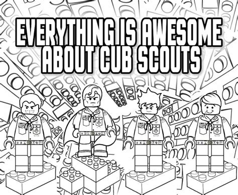 bear scout coloring pages akela s council cub scout leader training everything is