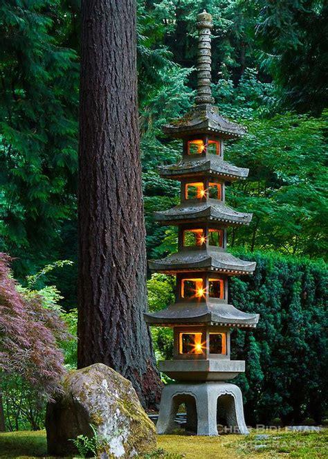Pagoda Garden Decor Pin By On Hardscape Pinterest