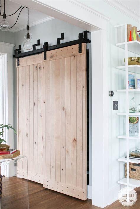 Closet Door Systems 17 Best Ideas About Closet Doors On Sliding Doors Diy Sliding Door And Diy Barn Door