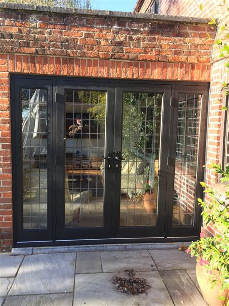 glass leaded glass doors oak windows and doors with leaded glass medina joinery