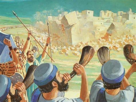imagenes biblicas josue josu 233 6 17 21 a conquista de jeric 243 o c 211 digo da b 205 blia