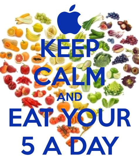 fruit 5 a day portions wow fitness why eat 5 a day